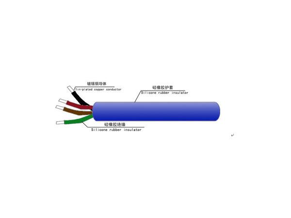 多芯硅胶线