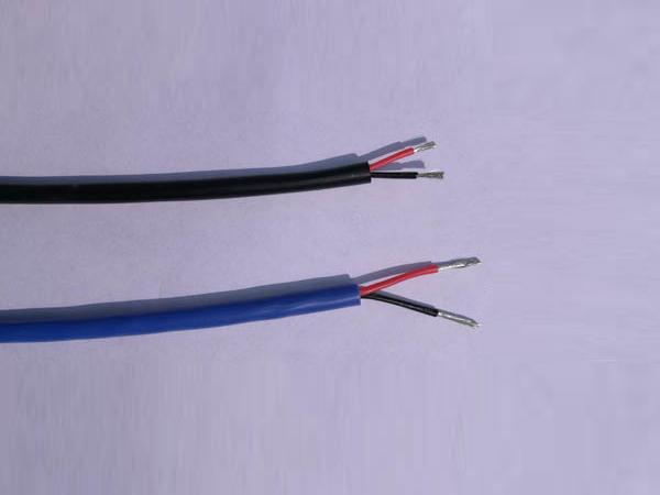 两芯硅胶线