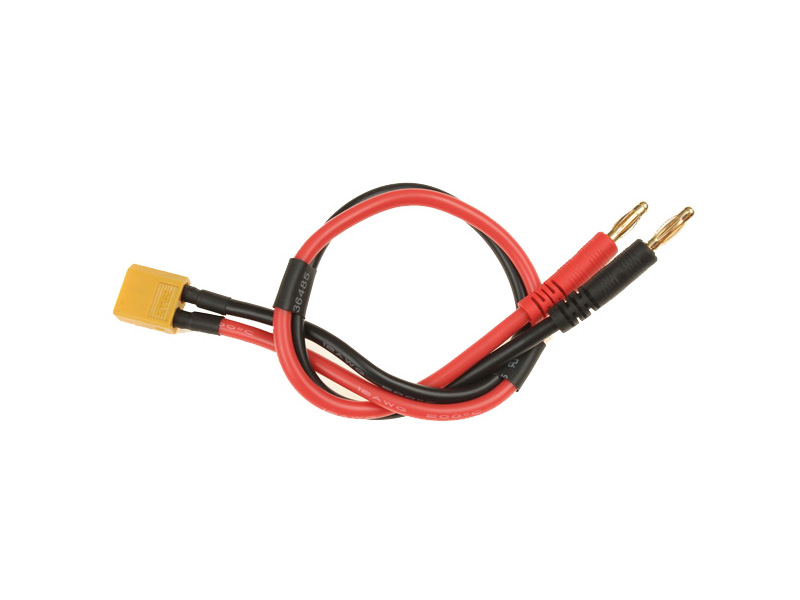 XT60母型转金插线
